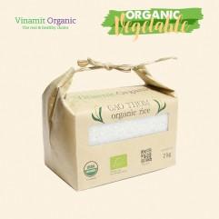 Gạo Organic 2kg